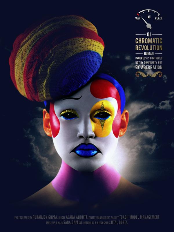 Chromatic Revolution - non-conformity
