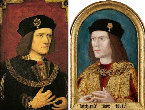richardiii famous portaits comparison